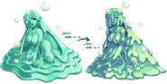 Bubble Slime Change
