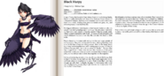 Black Harpy book profile
