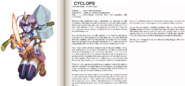 Cyclops book profile