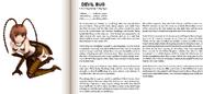 Devil bug book profile