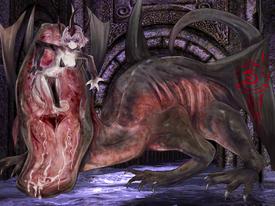 Dragonzombie