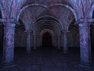 Monster Lord's Castle Grand Hall