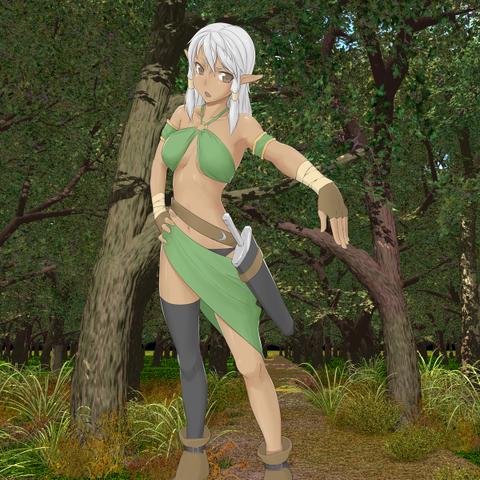 File:Dark Elf Fencer.png