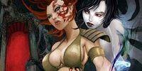 Tehra Dark Warrior
