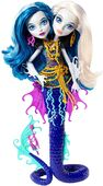 Doll stockphotography - Great Scarrier Reef - Hissters Peri and Pearl