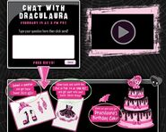 Stardoll - Sweet 1600 chat display