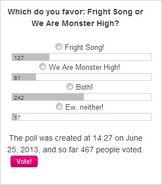MHWiki polls - poll14