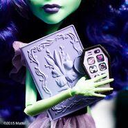 Diorama - Amanita's possessions