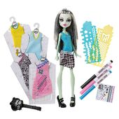 Doll stockphotography - Designer BOOO-tique I