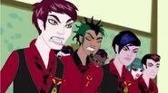 Fright On! - vampires growl end