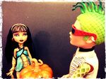 Diorama - pumpkin for pumpkin