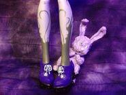 Diorama - Twyla's shoes