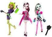 Doll stockphotography - Dawn of the Dance 3-pack