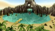 Escape From Skull Shores - Skull Shores harbor