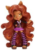 Vinyl figure stockphotography - Basic Clawdeen