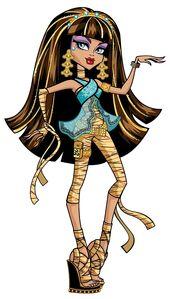Profile art - Cleo de Nile