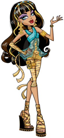 File:Profile art - Cleo new hairstyle.png
