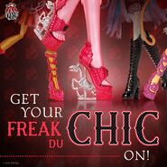 Diorama - Freak Du Chic shoes