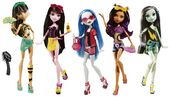 Doll stockphotography - Gloom Beach 5-pack II