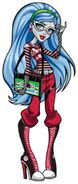 Profile art - Basic Ghoulia III