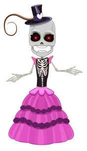 Profile art - HoH Skeleton