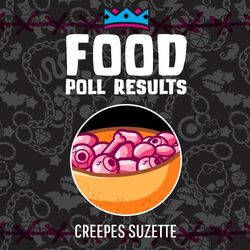 Prom 2014 - food poll results