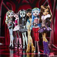 Diorama - Original Ghouls