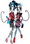 Doll stockphotography - Zombie Shake Purrsephone and Meowlody II