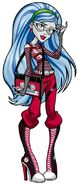 Profile art - Basic Ghoulia II