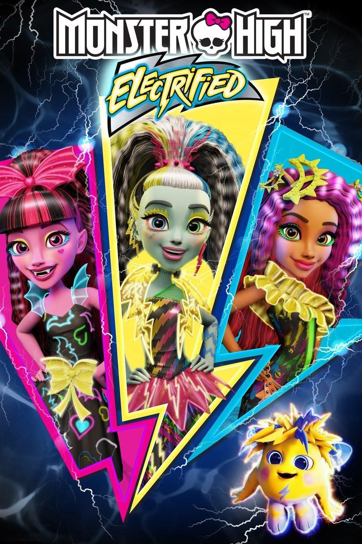 Monster High Electrified - Junior Novel