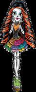 Profile art - Skelita Calaveras 3