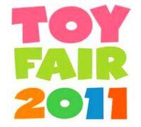 Logo - Toy Fair 2011