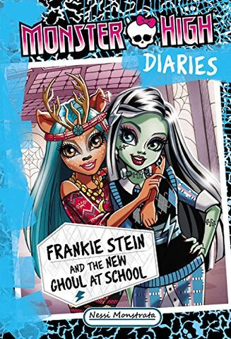 File:Book - Frankie Stein and the New Ghoul at School cover.jpg