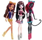 Doll stockphotography - Boo York, Boo York - Out-of-Tombers 3-pack