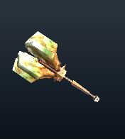 File:MH4U-Relic Hammer 005 Render 003.png