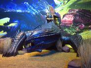 MH4U-Gore Magala E3 2014 Statue 002