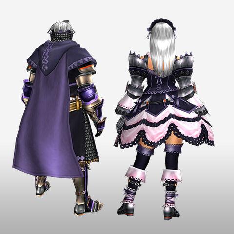 File:FrontierGen-Ekusere Armor (Both) (Back) Render.jpg