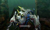 MH4U-Shrouded Nerscylla Poison Spikes Break 002