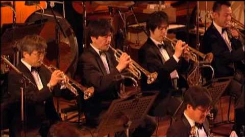 Monster Hunter 5th Anniversary Orchestra Concert Part 4 - 動く霊峰 ~......