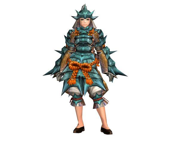 File:FrontierGen-Kutkusu G Armor (Female) (Blademaster) Render 001.jpg
