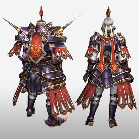 File:FrontierGen-Harubada Armor (Blademaster) and Torakka Armor (Gunner) (Back) Render.jpg
