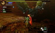 MH4U-Azure Rathalos Screenshot 021