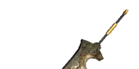 Chrome Razor (MH4U)