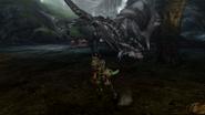 MHP3-Silver Rathalos Screenshot 001