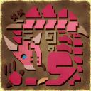FrontierGen-Pink Rathian Icon 02