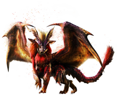 MH4-Teostra Render 001