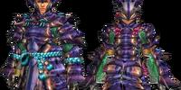 Garuga X Armor (Blade) (MHP2G)