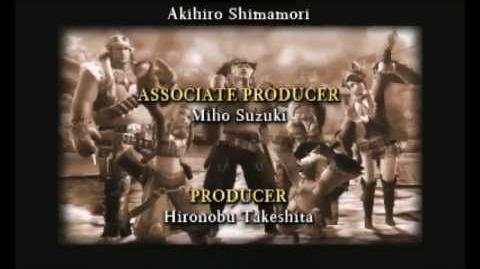 Kogath - Monster Hunter 4 Village End Credits