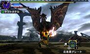 MHGen-Dreadking Rathalos Screenshot 015
