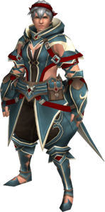 FrontierGen-Gania Armor (Male) (Both) (Front) Render 002